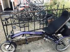 Verlamde Utrechter bestolen van speciale driewieler, maar de dief heeft er niks aan