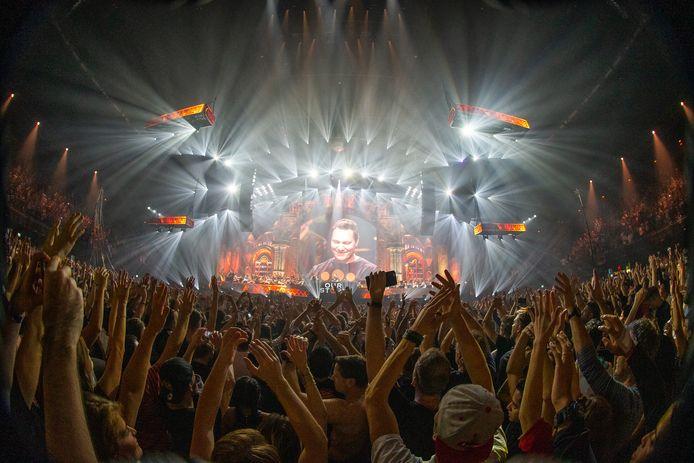 ADE 15 jaar Tomorrowland in Ziggo Dome Amsterdam