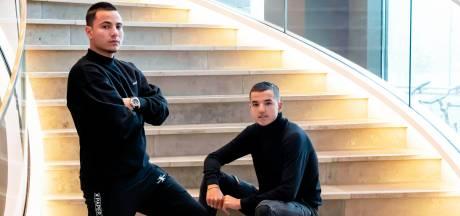 Justin (24) en Dani (19) Mathieu, tegenpolen met hetzelfde doel: 'In sommige dingen kun je beter niet naar mij opkijken'