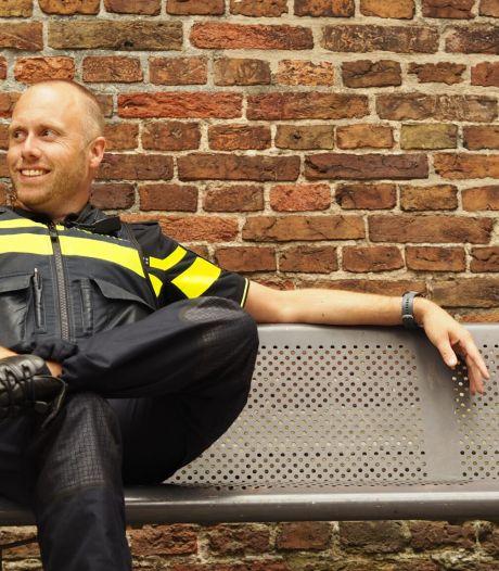 Menno is politieagent bij Roze in Blauw Noord-Nederland: 'De politie is er voor iedereen'