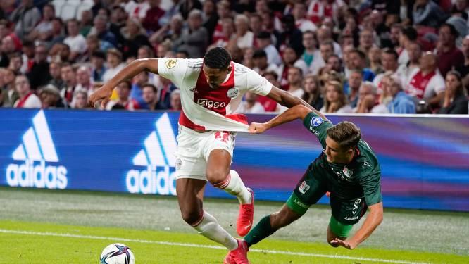Afstraffing tegen Ajax geeft NEC stof tot nadenken