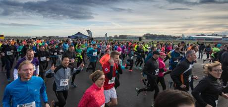 Tóch een tweede Runway Run op Lelystad Airport