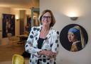 Wilma van Ingen,  directeur-bestuurder van corporatie Domijn.