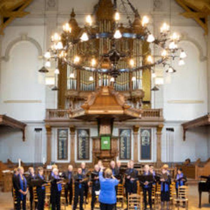 De Grote Kerk in Apeldoorn is volgende week zaterdag en zondag het decor van het afscheid van Bert Schüssler.