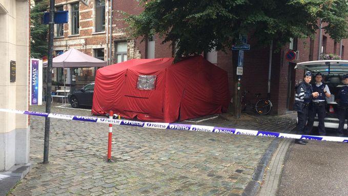 53-jarige man dood aangetroffen in Mechelsestraat