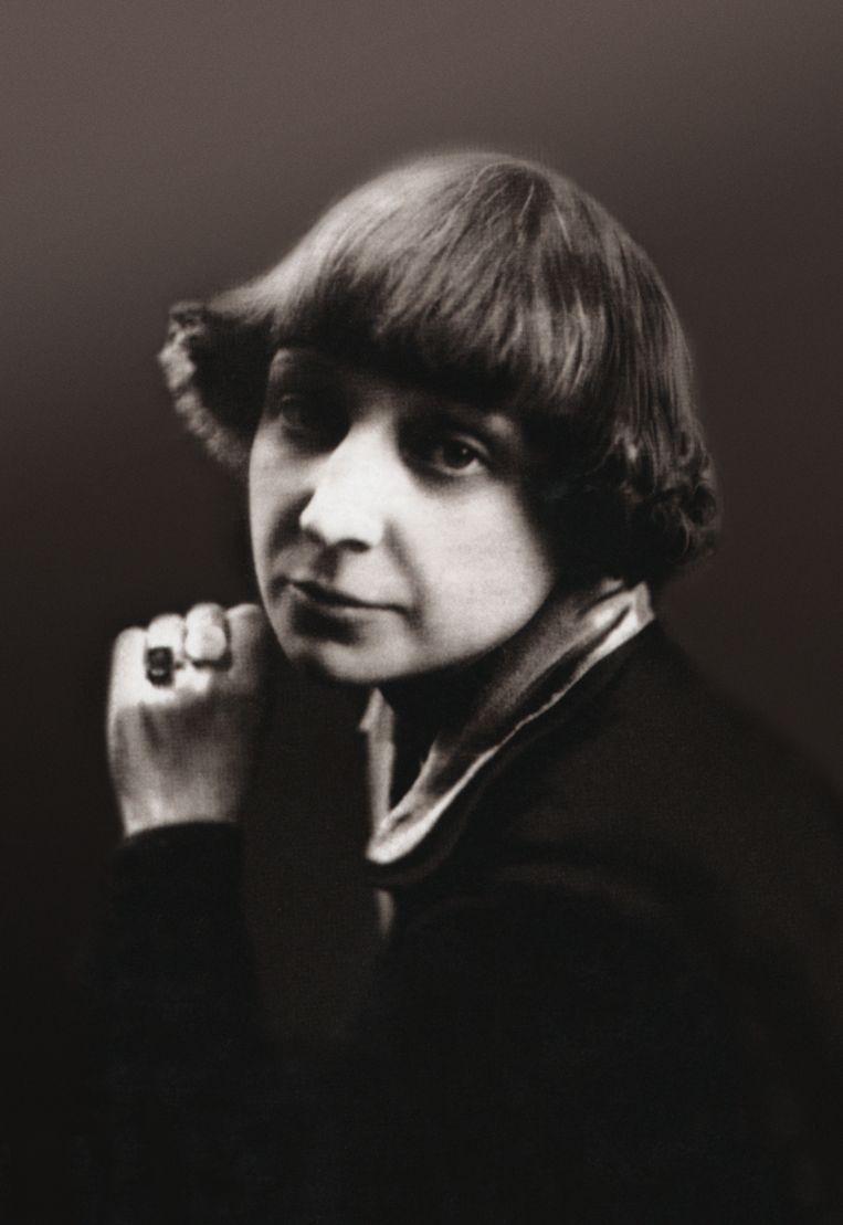 Marina Tsvetajeva Beeld