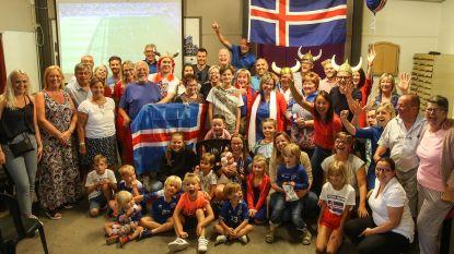 Daknam supportert voor IJsland en Ari Skulason