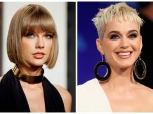 Katy Perry et Taylor Swift ont enfin enterré la hache de guerre
