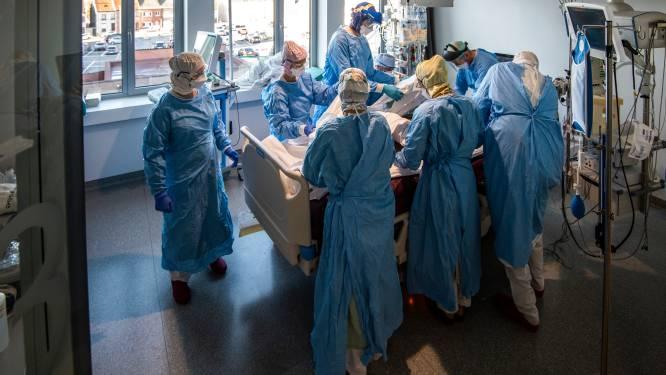 Corona-update: aantal coronadoden in Aalsterse ziekenhuizen stijgt naar 504