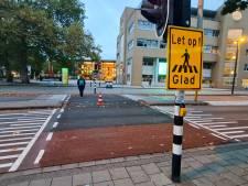 'Gaybrapad' na kleine twee weken alweer weggehaald in Enschede