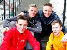Liam de Mey troeft Jordy Leenkecht af in Hulsterlooloop