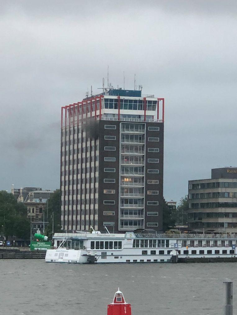 Het Havengebouw. Beeld