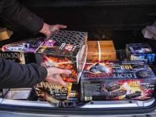 Werkstraf voor Ommenaar (19) die tientallen kilo's zwaar vuurwerk opsloeg in huis van zijn ouders