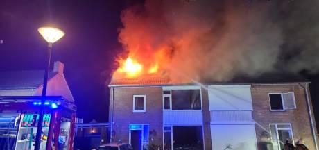 Buurtbewoner (37) aangehouden voor brandstichting in Helvoirt