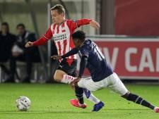 LIVE | NEC begint slordig aan uitwedstrijd bij Jong PSV, stand nog gelijk