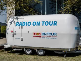 TROS fm presenteert drie dagen lang in Hamme tijdens Wuitensmarsen