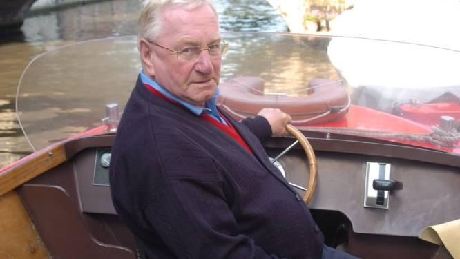 """PORTRET. Maurice Michielsens, de éminence grise van de Brugse bootjesmannen: """"Dat hij zoveel koningen en wereldleiders heeft vervoerd, deed hem glimmen van trots"""""""