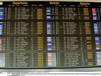 Luchthaven Luxemburg weer open