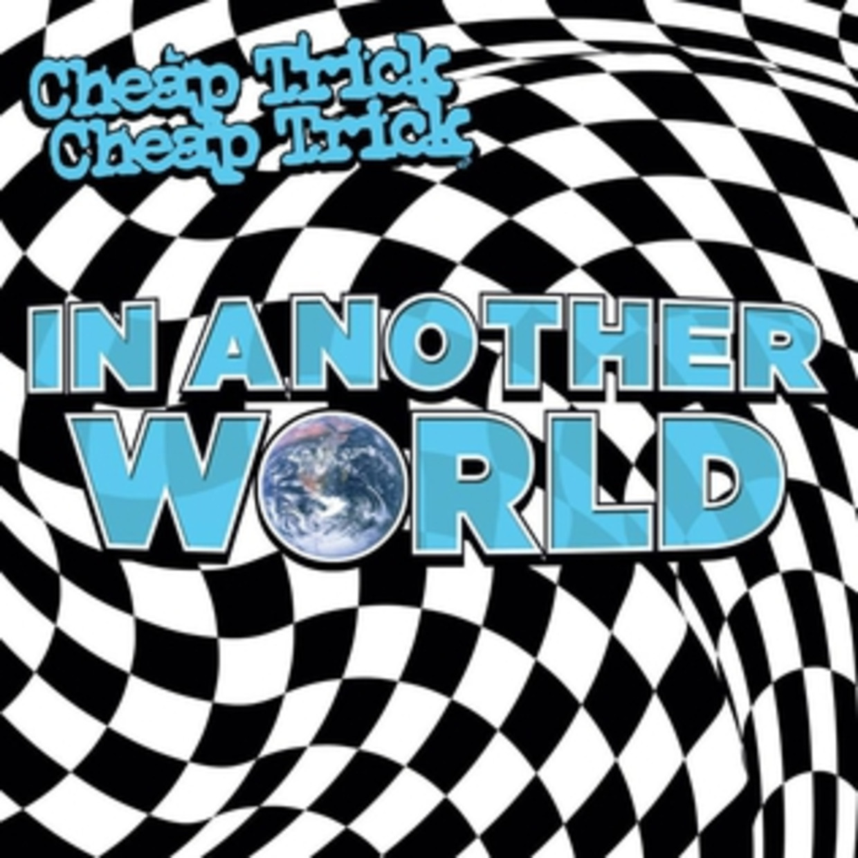 CHEAP TRICK In Another World Beeld RV