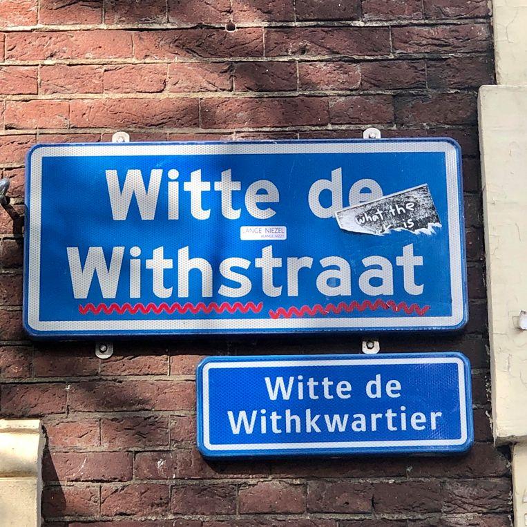 De straatste straat. Beeld Toine Heijmans
