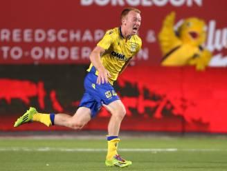 """Christian Brüls (STVV): """"Blij met mijn knap doelpunt, maar vooral met de drie punten"""""""