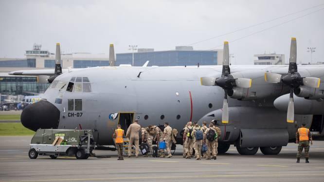 Zo zal de Belgische reddingsoperatie in Afghanistan verlopen