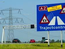 Trajectcontrole A2 goed voor 335.921 boetes