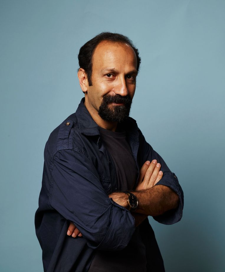 Regisseur Asghar Farhadi. Beeld Getty Images