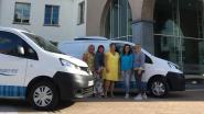 Nieuwe koelwagens voor de maaltijden- en boodschappendienst Sociaal Huis