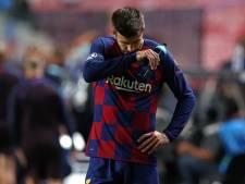 Piqué legt eigen hoofd op hakblok: 'Barça moet veranderen: als ik weg moet, dan ga ik'