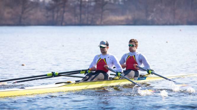 Lemmelijn wint skiff, Claeys en De Loof beste duo in dubbeltwee tijdens nationale trials