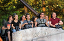 Fury, de fonkelnieuwe rollercoaster werd zaterdagavond officieel geopend.