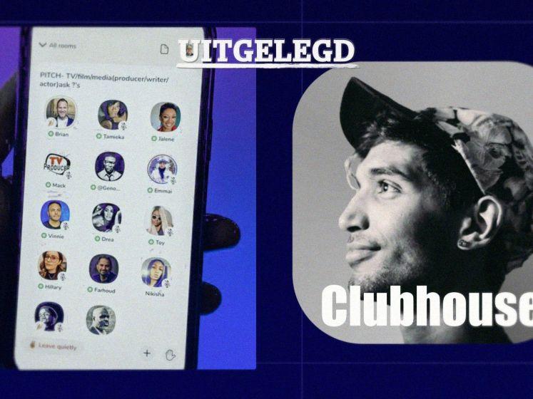 Het is dé hype van het moment maar wat doe je eigenlijk op de app Clubhouse? En hoe krijg je toegang?