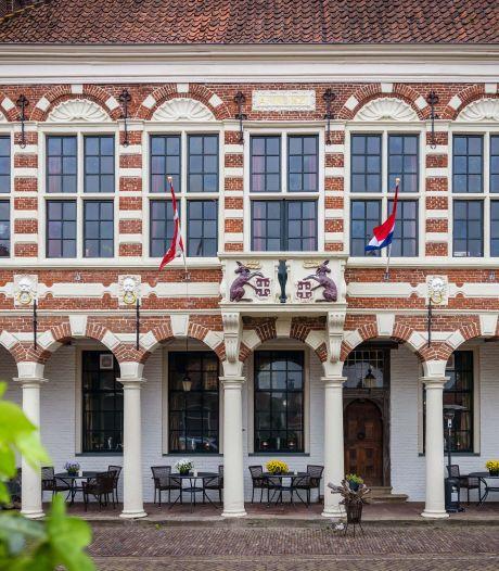 Seidel in Vollenhove biedt een prachtige historische omgeving, maar haalt het beloofde gastronomische niveau niet
