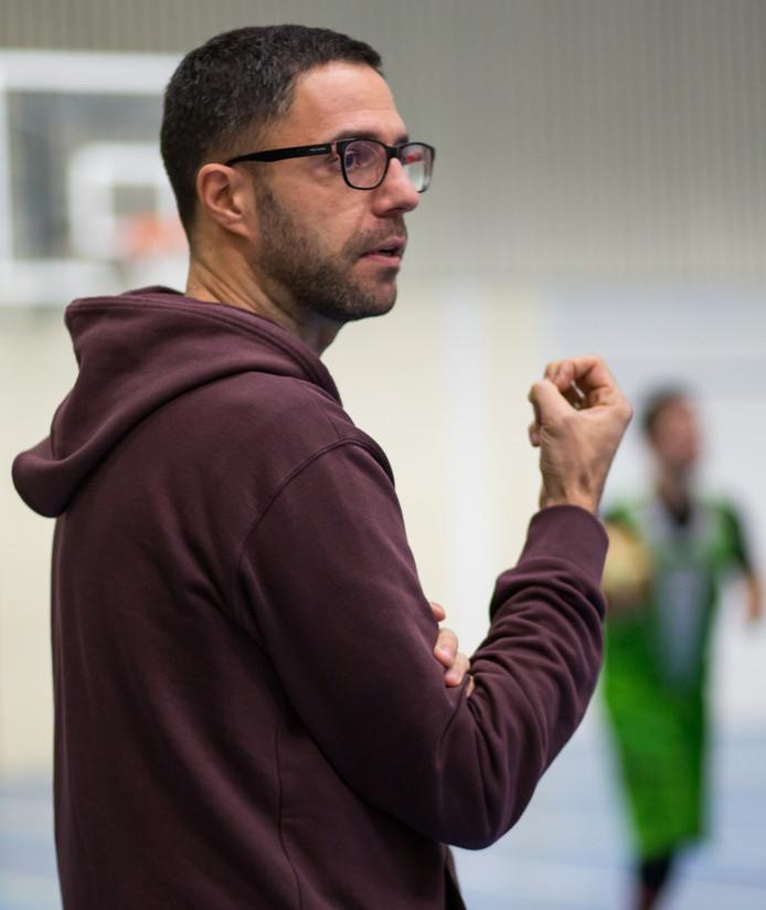 Francesco Pizzocolo, coach van Tantalus.