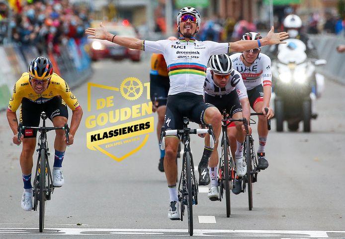 Primoz Roglic, Marc Hirschi en Julian Alaphilippe starten in de drie Ardennenklassiekers, Tadej Pogacar doet er maar twee.