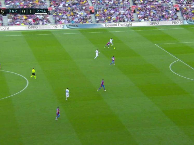 FC Barcelona weet opnieuw niet te winnen van Real Madrid