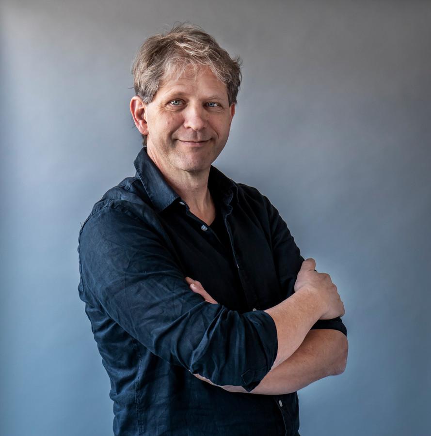 Verslaggever Maarten Venderbosch