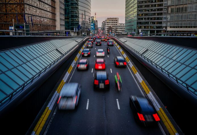 À Bruxelles, les véhicules au diesel seront bannis à partir de 2030 et à l'essence, à partir de 2035.