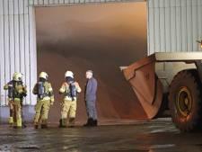 Weer broei bij cacaobedrijf in Waalwijk, brandweer voorkomt erger