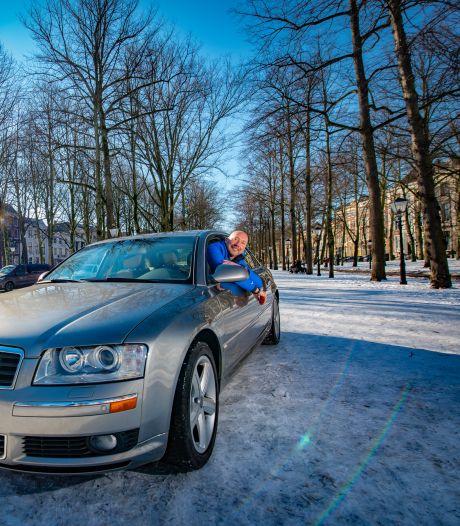 Deze Audi van Albert (50) is een nekkendraaier: 'Sommigen vragen zelfs of die te koop is'