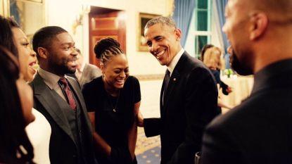 Hollywoodsterren feliciteren Obama met verjaardag