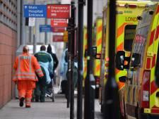 """Les hôpitaux de Londres craignent d'être """"submergés"""""""