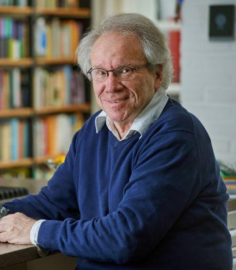 Oud-docent Rein Akkermans graaft in eigen geheugen voor roman over studentenprotesten