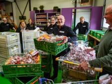 Noodkreet Voedselbank Raalte gehoord: tóch een lening en locatie voor nieuw pand