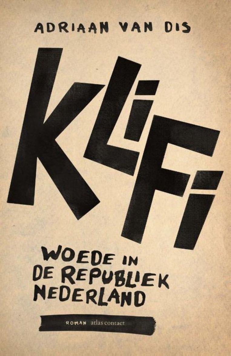 Adriaan van Dis, 'KliFi', Atlas Contact Beeld Contact