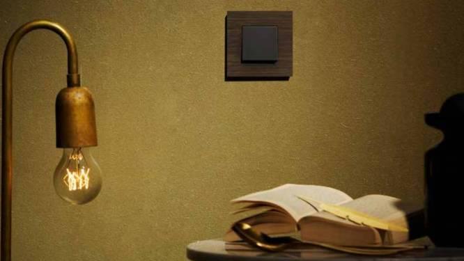 Tien om te zien: lichtschakelaars die geen afbreuk doen aan je interieur