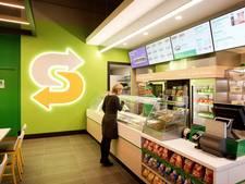Subway nieuwe stijl opent de deuren