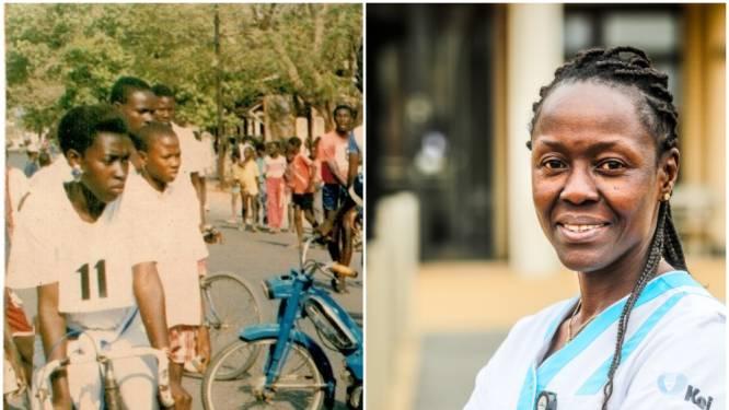 """Ongewenst bij geboorte, acht keer wielerkampioene van Senegal, nu zit Sabelle in gemeenteraad van Koksijde: """"Door hard te werken worden vijanden vrienden"""""""