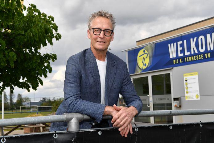 Frits Van Den Bosch blijft ook sponsor van Berchem Sport.